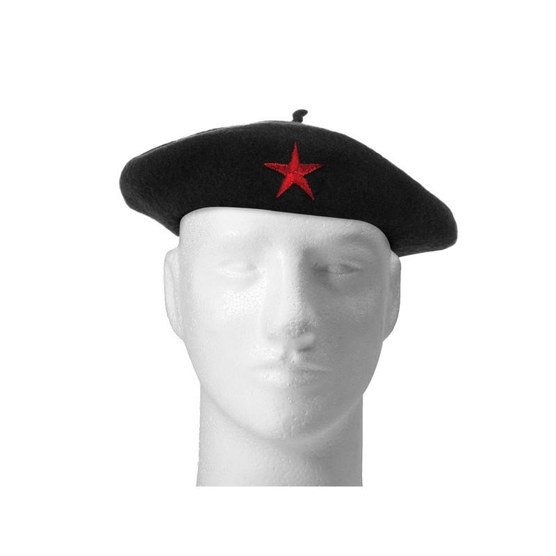02bc14a607e06 Boina del Che Guevara bordada - Venta de Trajes Típicos Regionales ...
