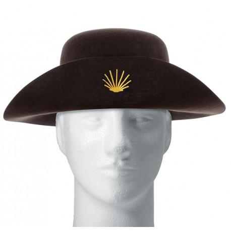 Sombrero Camino de Santiago