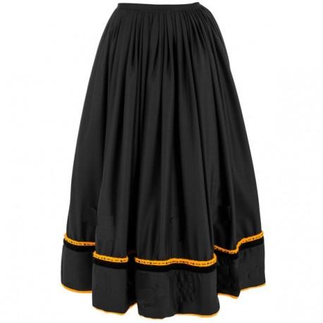 Saia o falda modelo Fisterra