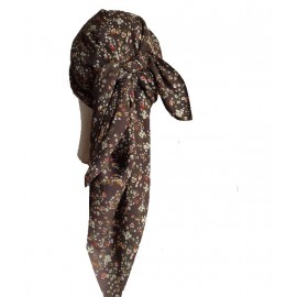 Pañuelo de cabeza  mod. Gardenia