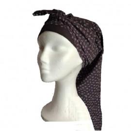 Pañuelo de cabeza mod.  Celosia