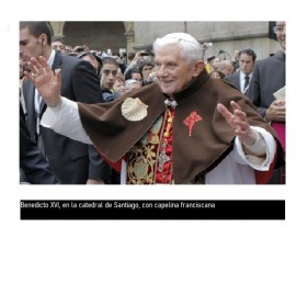 Esclavina de peregrino mod. Benedicto