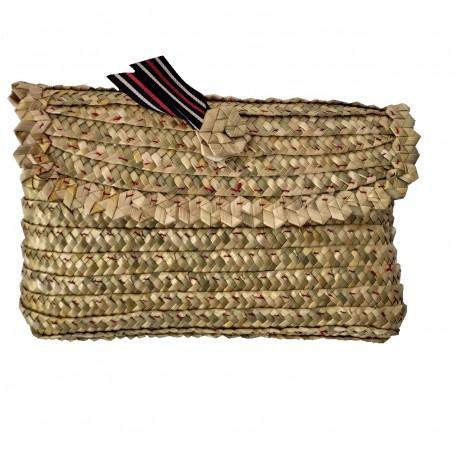 Bolso artesano de paja