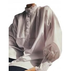 Blusa o camisa mod. Lérez algodón