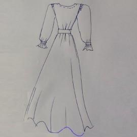 Vestido Aitana