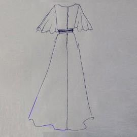 Vestido Lucrecia