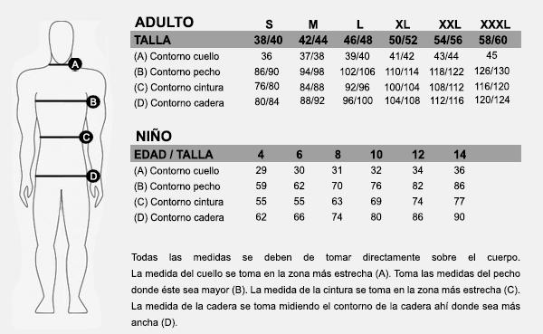 Calzoncillo en algodón  para traje regional asturiano